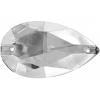Crystal Sew-on Stone Drop 22x38mm (1pc) Crystal